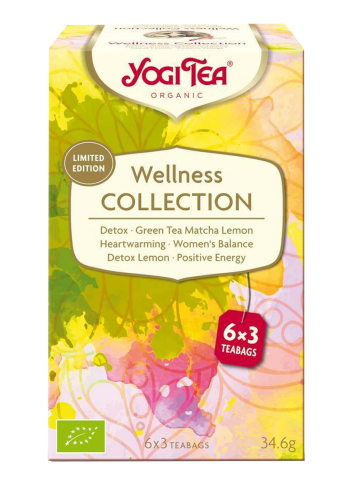 Yogi Tea, Collección Bienestar