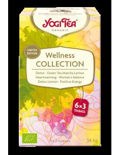 Yogi Tea, Collección Bienestar