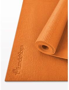 "Esterilla Yoga Antideslizante ""MundoYoga"" 4mm - Esterillas para Yoga"