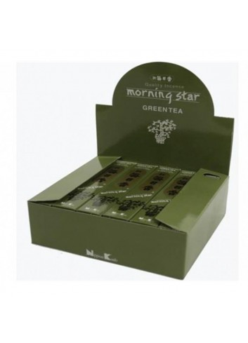 Morning Star clásico, Té verde