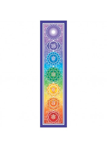 Sticker 7 chakras