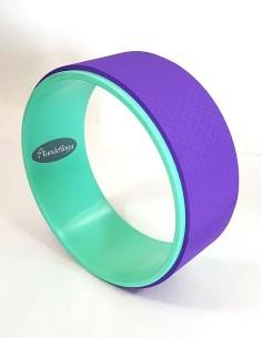 La rueda de Yoga o también conocida como Yoga Wheel: Accesorio Yoga Original y Versátil