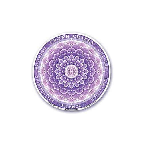 Sticker Septimo Chakra - Sahasrāra