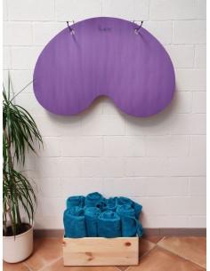 Sistema para colgar esterillas de yoga
