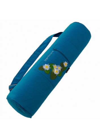 Funda Yoga Flowers