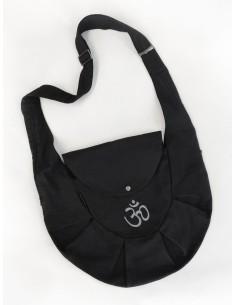 Bolsa porta-zafu con bordado OM