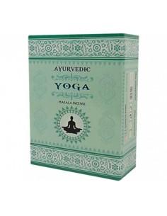 Incienso Ayurvedico masala, Yoga premium