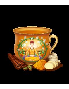 Yogitea Chai Cúrcuma