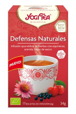 Yogi Tea, Defensas Naturales