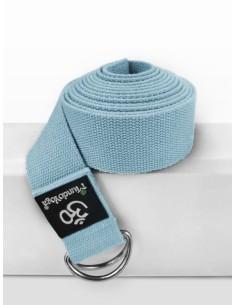 Set de Yoga: 2 Ladrillos de corcho + Cinturón facilita la práctica de la meditación
