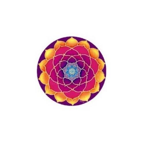 Sticker Golden Lotus