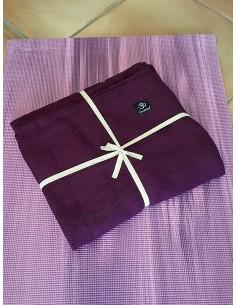 Manta de algodón para yoga
