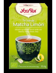 Yogitea Matcha Limón