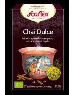 Yogitea Chai dulce
