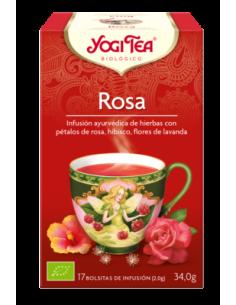 Yogitea Rosa