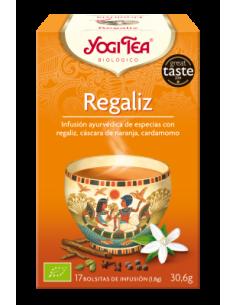 Yogitea Regaliz