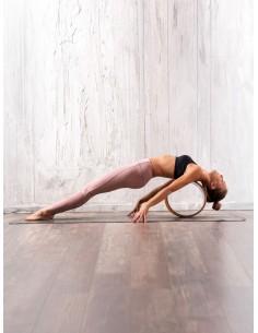 La rueda de Yoga o también conocida como Yoga Wheel