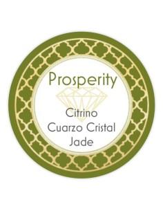 Varilla de Piedras Preciosas - Prosperity - Varilla vitalizante para el agua, llena de piedras preciosas.