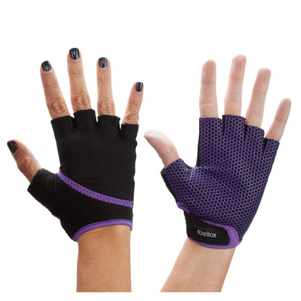 guantes grip-glove Purple