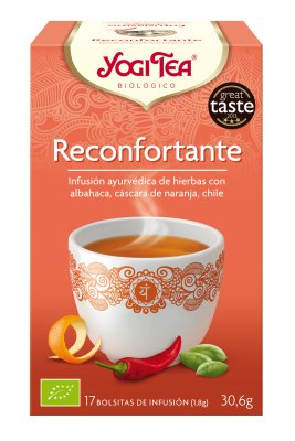 Yogi Tea, Reconfortante