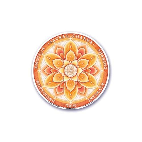 Sticker Segundo Chakra - Svadisthana