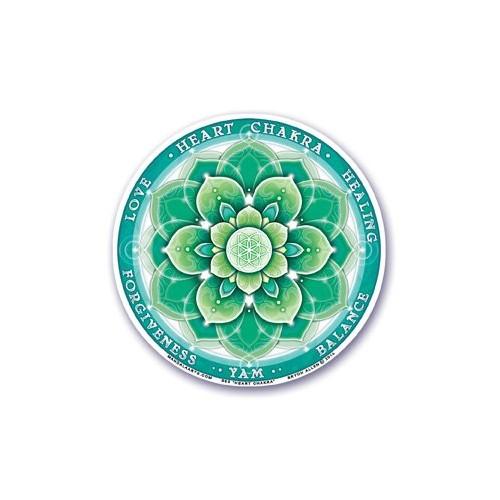 Sticker Cuarto Chakra - Anahata