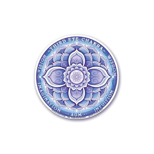 Sticker Sexto Chakra - Agña- Ajna