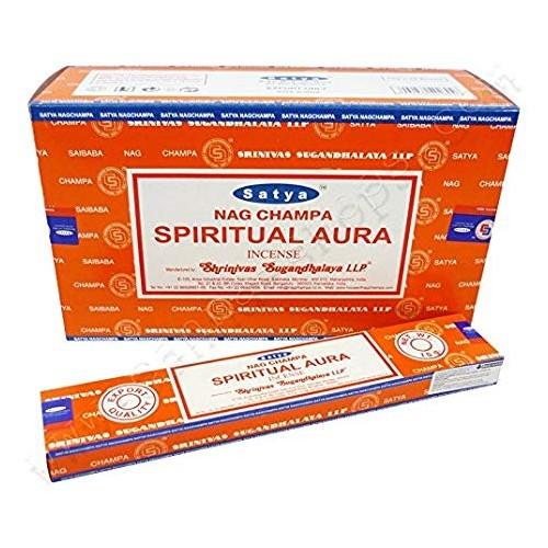 NAG CHAMPA, Spiritual Aura